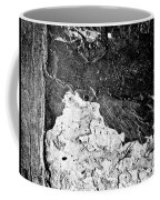 Texture No.2 B W Coffee Mug