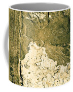 Texture No.2 Beige Version Coffee Mug