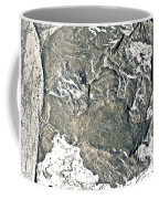 Texture No.2 Effect 4 Coffee Mug