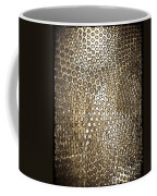 Texture Of Gong Coffee Mug