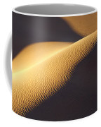 Texture Pattern On Sand Dunes Coffee Mug