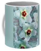 Textured Hoya Coffee Mug