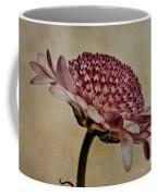 Textured Mum Coffee Mug by John Edwards
