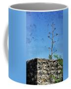 Textured Ruins Coffee Mug