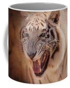 Textured Tiger Coffee Mug
