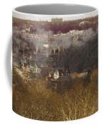 Textures Boathouse Coffee Mug