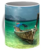 Thai Boat  Coffee Mug