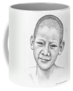 Thai Boy Coffee Mug