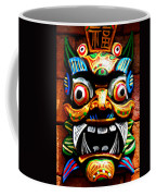 Thai Buddhist Mask Coffee Mug