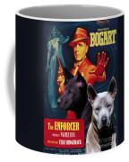 Thai Ridgeback Art Canvas Print - The Enforcer Movie Poster Coffee Mug
