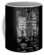 Thames In Winter Coffee Mug by Hilary Rosen