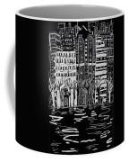 Thames In Winter Coffee Mug