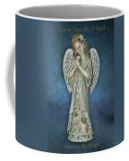 Thank You My Angel Coffee Mug