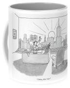 Thanks, Baby. Ciao Coffee Mug
