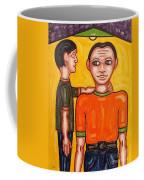 Thanks Dad Coffee Mug by Patrick J Murphy