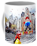 Thanksgiving Parade Coffee Mug