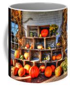 Thanksgiving Pumpkin Display No. 1 Coffee Mug
