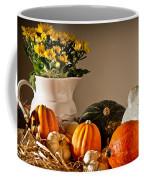 Thanksgiving Still Life Coffee Mug