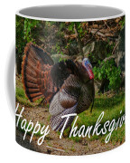Thanksgiving Turkey Coffee Mug
