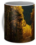 The Golden Road Coffee Mug