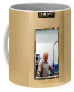 That Man In The Window Again Coffee Mug