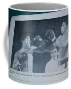 That Me Fighting Erving Nard In 1954 Coffee Mug