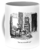 That Was An Incredible Nap! Coffee Mug