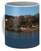 Thatched Cottages In A Town, Dunmore Coffee Mug
