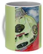 The 1962 Ferrari 250 Gto Was Built For Sir Stirling Moss Coffee Mug