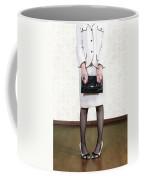 The 40s Coffee Mug by Joana Kruse