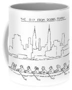 The 8:17 From Dobbs Ferry Coffee Mug