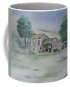 The Abandoned House Coffee Mug