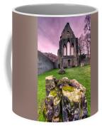 The Abbey  Coffee Mug by Adrian Evans