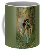 The Abduction In Cairo Coffee Mug