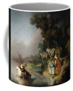 The Abduction Of Europa Coffee Mug