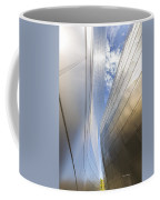The Abstract Curves Of The Disney Concert Hall Coffee Mug
