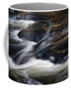 The Abstract Of Motion Coffee Mug