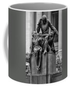 The Actor Statue Philadelphia Coffee Mug