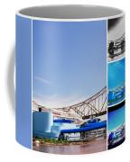 The Admiral Collage Coffee Mug