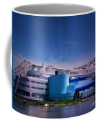 The Admiral In Space Coffee Mug