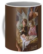The Adoration Coffee Mug by Le Nain