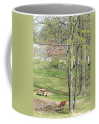 The Advent Of Spring Coffee Mug