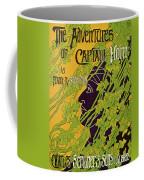 The Adventures Of Captain Horn 1895 Coffee Mug