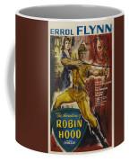 The Adventures Of Robin Hood  Coffee Mug