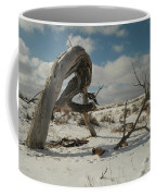 The Agony Of Living Or Dying Coffee Mug