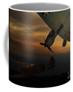 The Air Battle Of Britain Coffee Mug
