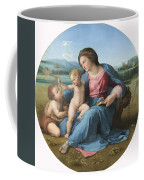 The Alba Madonna Coffee Mug by Raffaello Sanzio of Urbino