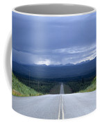The Alcan Hwy Coffee Mug