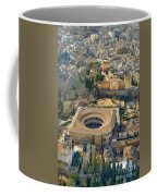 The Alhambra Aerial Coffee Mug