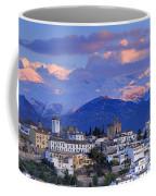 The Alhambra And Granada Coffee Mug